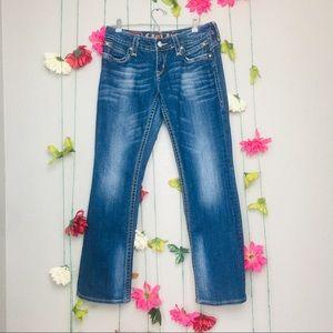 Rock Revival Gwen Bootcut Jeans Size 30.